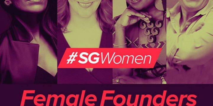 THIS MAY, CELEBRATE FEMALE FOUNDERS AROUND THE WORLD