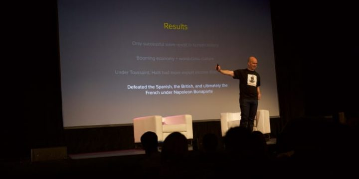 BEN HOROWITZ: TO CREATE CULTURE, START A REVOLUTION